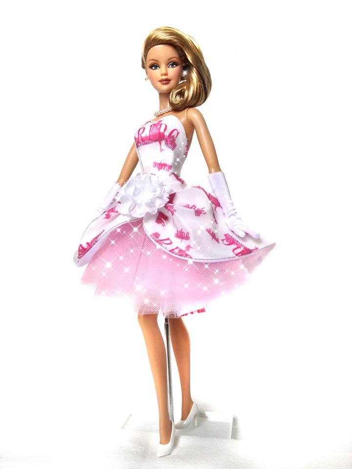 Barbie e bambole da collezione alla roma fashion doll for Bambole barbie