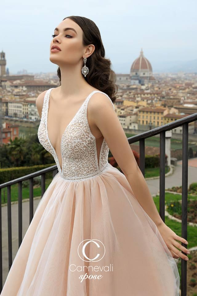 f6939debb9f4 Carnevali Spose svela il catalogo 2018 – Topmodel Italia